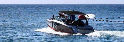 Наша уникальная лодка к вашим услугам