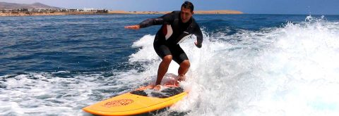 Premium watersports activity in Gran Canaria